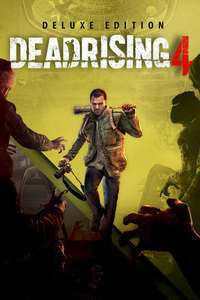 Dead Rising 4 - £5.09 / Dead Rising 4 Deluxe Edition - £7.49 (Xbox One) @ Microsoft Store UK