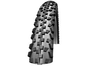 Schwalbe Black Jack Bike Tyre 20x1.90 £9.99 free click and collect at Halfords
