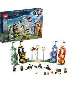 Lego Harry Potter 75956 Quidditch Match £22 @ Amazon