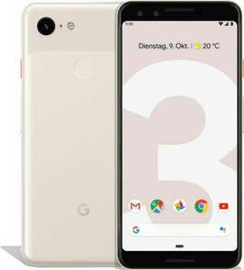 Brand new Google Pixel 3 64GB Not Pink 4G LTE Smartphone Sim Free Unlocked - £259.89 delivered from tech4life-global on ebay