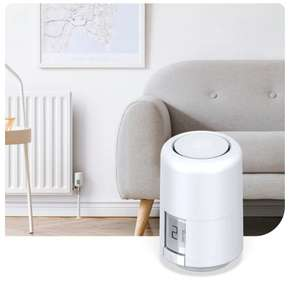 Hive TRVs smart radiator valve - 5 Pack for £159.20 with code at British Gas