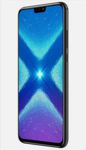 SIM Free Honor 8X 6.5 Inch 64GB 20MP 4G Dual Sim Android Mobile Phone - Black - £113.99 @ Argos / Ebay