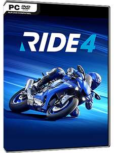 PC Game: Ride 4 (Steam) £19.35 at MMOGA