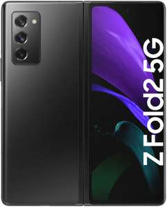 Samsung Galaxy Z Fold2 5G Mystic Black - £1,326.78 @ Amazon
