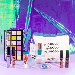 BarryM Goody Bag Make Up Bundles Trick or Treat £10.50/Starry Eyed £13.13 (£3 Post or Free Del £25+ Spend) @ Barry M (More sets in post)