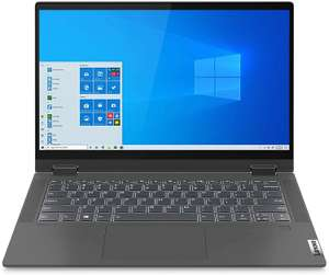 "LENOVO IdeaPad Flex 5 14"" FHD IPS 2 in 1 Laptop (Refurb-Grade A) Ryzen 5 4500U, 8GB RAM, 256GB SSD Grey, £479.20 at Currys / ebay"