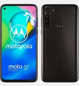 Motorola Moto G8 Power 5000 mAh Dual SIM Smartphone - £152.19 / £148 Fee Free Price @ Amazon Spain
