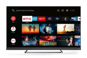 TCL 65EC788 65 Inch 4K Ultra HD Smart Android TV with sound by Onkyo - £539.98 inc. VAT instore only @ Costco, Hampshire