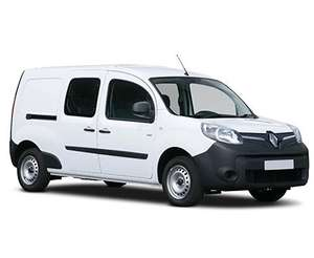 Renault Kangoo ZE ML20 33 Electric Van 24m Lease - 10k miles p/a - £588 initial + £196 pm + no admin = £5094 (£4245 exc VAT) @ Leasing.com