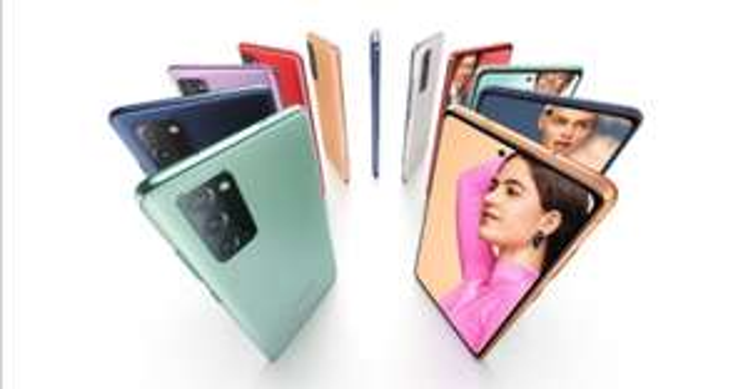 Samsung Galaxy S20 FE 5G Snapdragon 865 4500mAh Smartphone - £594.15 Via Employee Portal @ Samsung