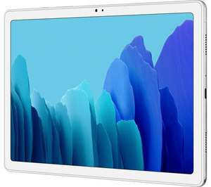 Samsung Galaxy Tab A7 32 GB Wi-Fi Android Tablet Silver (UK version) £204 at Amazon