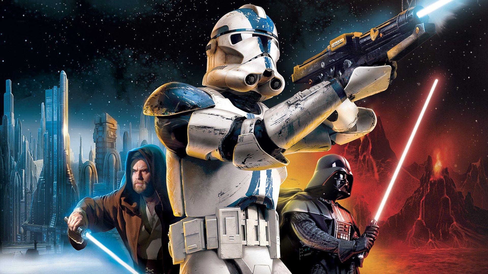 Star Wars Battlefront II £4.59 @ Microsoft Store