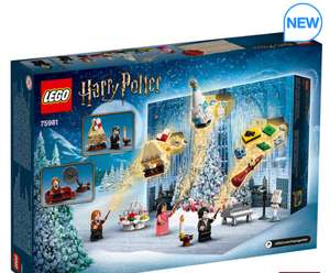Lego Harry Potter Advent Calendar 75981 - £20.89 Delivered At Costco For Members