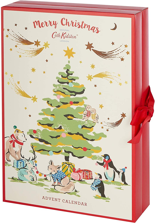 Cath Kidston 2020 Christmas Beauty Advent Calendar Gift With 24 x Bath & Body Items £33.50 @ Amazon