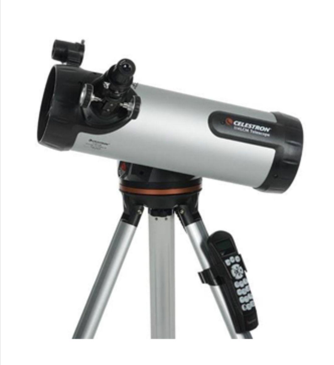 Celestron 114 LCM Computerised Newtonian Telescope £259 @ Bristol Cameras