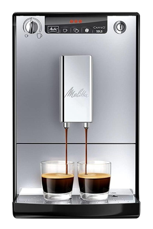 Melitta Solo E950-103 Bean to Cup Coffee Machine (Silver/Black) £299 Delivered @ Amazon
