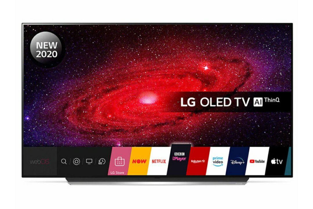 LG OLED65CX5LB 65 Inch OLED 4K Ultra HD Smart TV @ Costco - £1899.99