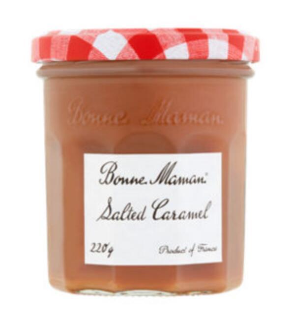 Bonne Maman Salted Caramel Spread 220g £1.50 @ Asda