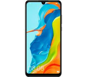 HUAWEI P30 Lite New Edition - 256 GB Android Mobile Smart Phone Black - £218.49 at Currys ebay