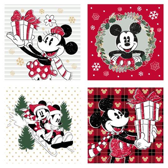 Christmas Cards 20 Pack (Disney Classic / Me To You + More) - 50p @ Tesco