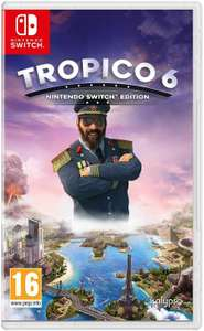 Tropico 6 (Nintendo Switch) Pre Order Out 6th November - £31.99 With Code @ Boss_Deals/eBay