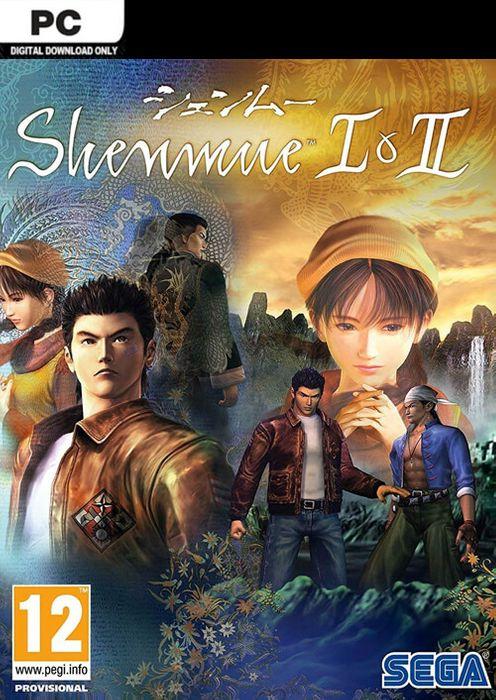 Shenmue I & II Steam @ CDKeys for £2.69
