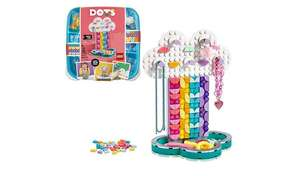 Lego Dots 2 for £15 at Argos - E.G LEGO DOTS Rainbow Jewellery Stand & LEGO DOTS Animal Picture Holders for £15 with free collection