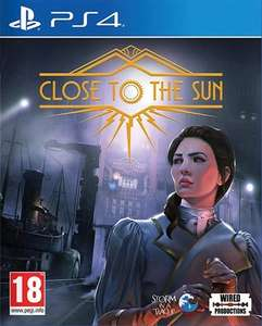 Close To The Sun (PS4/XB1) pre-owned £8 instore - £9.95 delivered @ CeX