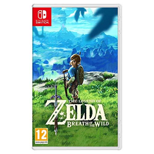 The Legend of Zelda: Breath of the Wild (Nintendo Switch) £42 @ Amazon
