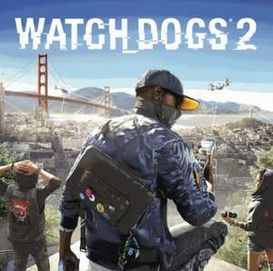 Watch Dogs 2 £10.99 @ Playstation Network Store