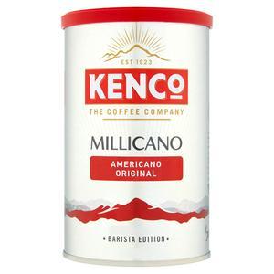 Kenco Millicano (3 varieties) Half price £2.50 in Sainsburys