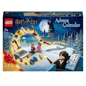 Advent Lego Harry Potter 2020 - in store at Asda (Sefton Park)