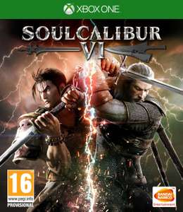 Soulcalibur VI Xbox One £12.99 free click and collect at Argos