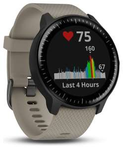 Garmin Vivoactive 3 Music Smart Watch - Black, £142.99 at Argos/ebay (+ additional sandstone strap)