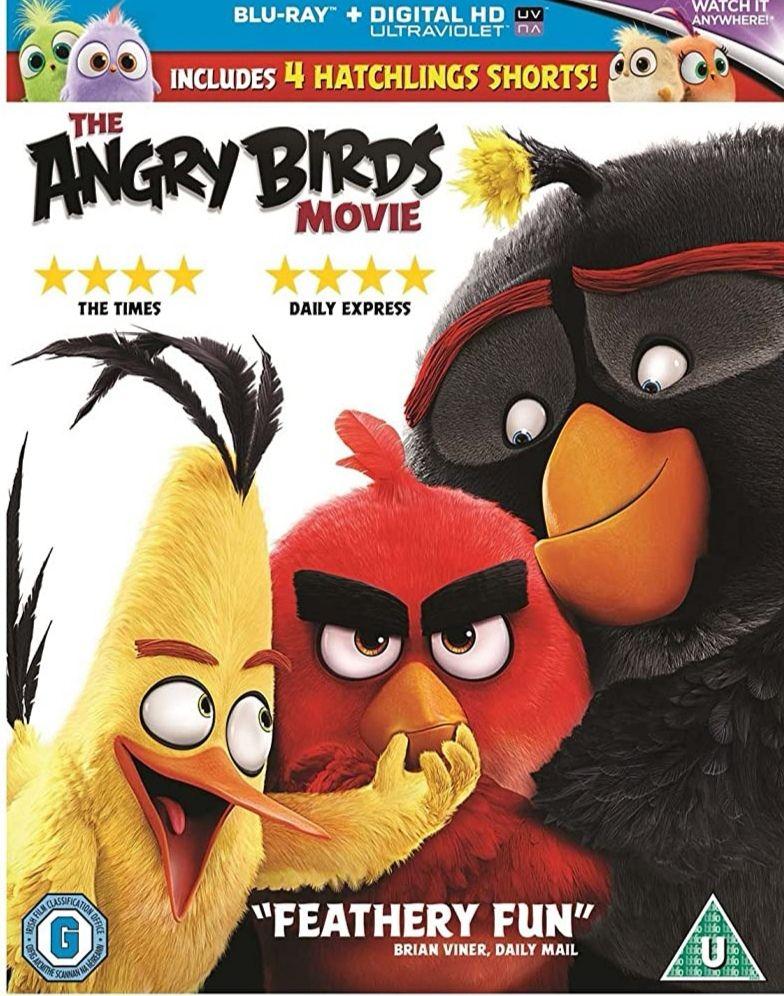 The Angry Birds Movie [Blu-ray] [2016] [Region Free] £2.99 (+£2.99 Non-Prime ) @ Amazon