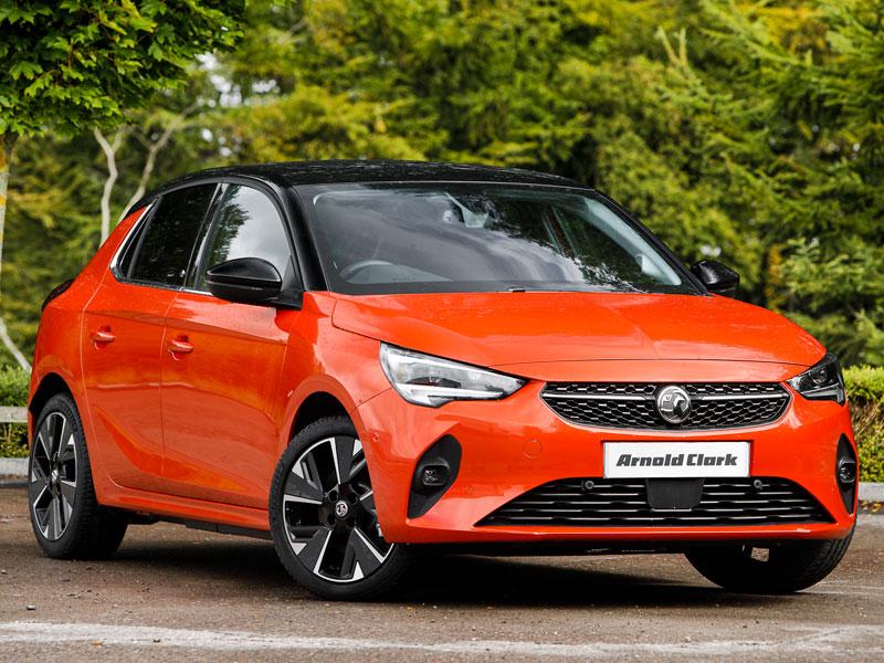 Vauxhall Corsa-e Elite Nav 50kWh Battery [Pre-Registered Electric Car] for £24,498 @ Arnold Clark