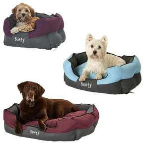 Bunty Anchor Waterproof Dog Beds - Small £15.60 / Medium £19.50 / Extra Large £27.30 Delivered Using Code @ Bunty