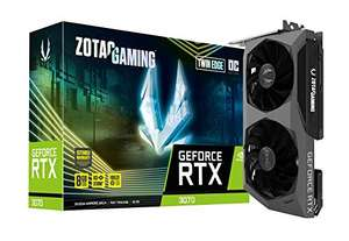 Zotac RTX 3070 £522.64 delivered @ Amazon US