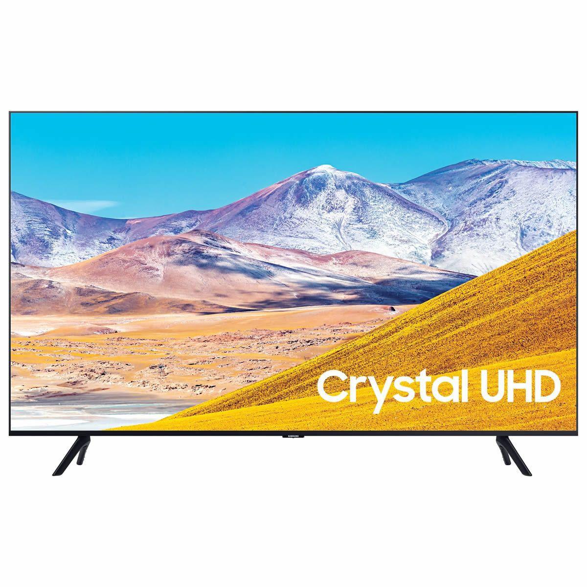 Samsung UE55TU8000KXXU 55inch 4k TV at Electrical discount