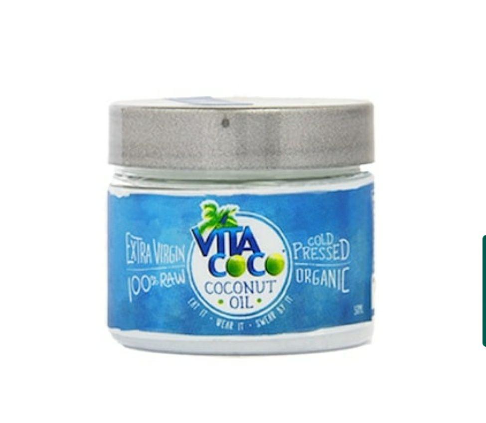 Vita Coconut oil pot 50mls £1 @ Holland & Barrett - £1.99 click and collect