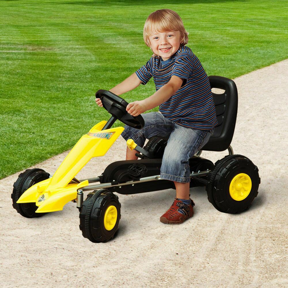 Homecom Kids Pedal Go Kart - £34.39 Using Code @ eBay / mhstarukltd