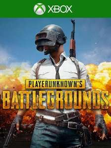[Xbox One] Playerunknown's Battlegrounds (PUBG) - £3.74 @ Microsoft Store