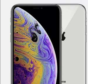 Apple iPhone XS Max Unlocked Smartphone 64GB Refurbished Good Condition Silver - £379.99 @ Music Magpie / Ebay