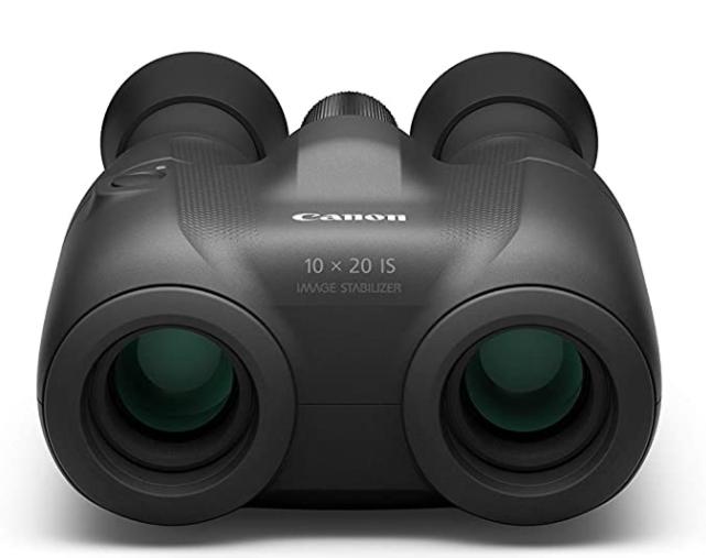 Canon 10 x 20 IS Binoculars £379.99 @ Amazon