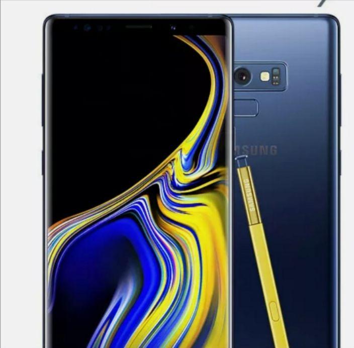 Samsung Galaxy Note 9 128GB Blue Vodafone Refurbished Good Condition Smartphone - £215.99 / EE £223.99 @ Music Magpie / Ebay