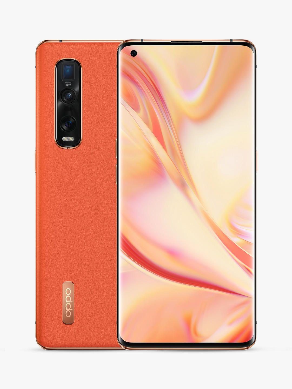 Oppo Find X2 Pro Smartphone 12GB RAM 512GB Orange 120hz 5G Snapdragon 865 - £799.99 Delivered @ John Lewis & Partners