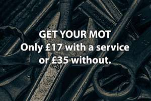 Free collection and delivery @ servicingstop - MOT for £19
