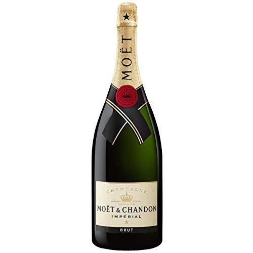 Magnum of Moët & Chandon, 150cl, £51.84 a bottle at Amazon with voucher