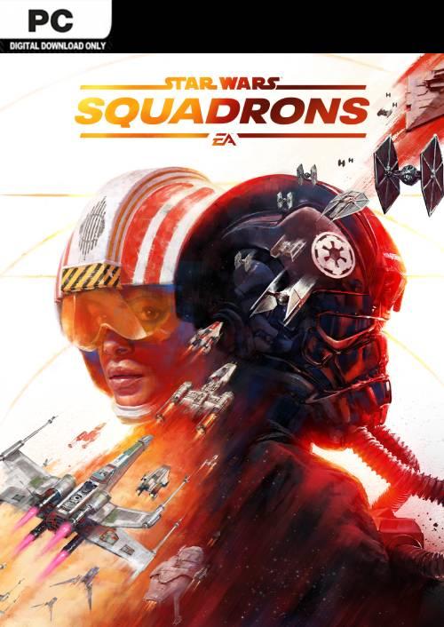 Star Wars Squadrons PC - £26.24 / £16.24 @ Epic Games Store (with Rocket League Voucher)