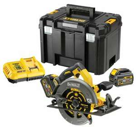 Dewalt dcs575t2 flexvolt power saw with three 6ah batteries (one on redemption from DeWalt - £444 @ Travis Perkins